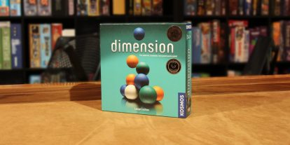 'Dimension' Is a Stacking Game That Will Have You Thinking and Moving Quickly