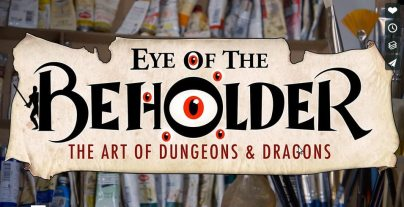 'Eye of the Beholder: The Art of Dungeons & Dragons'