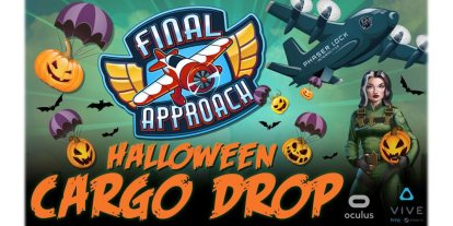 Halloween Fun Comes to 'Final Approach'