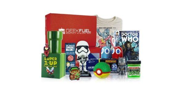GeekDad Daily Deal: Geek Fuel Mega Pack