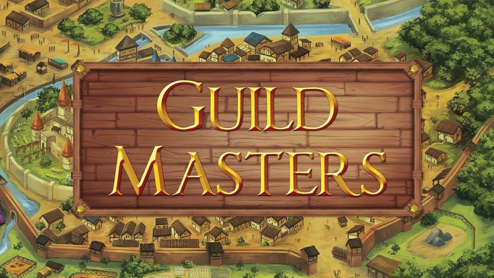 Kickstarter Tabletop Alert: 'Guild Masters'