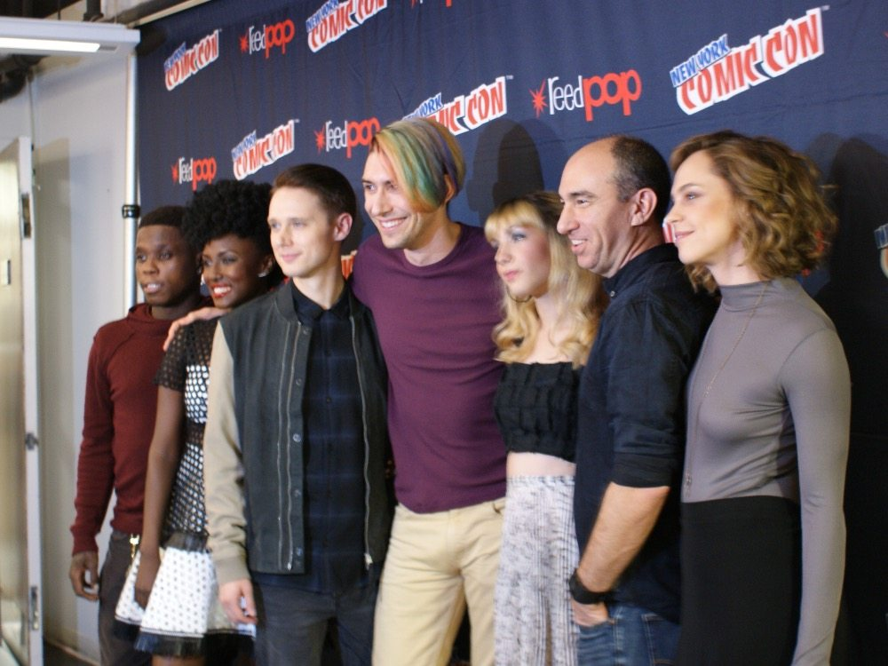 Dirk Gently: NYCC Interviews and Preview Review