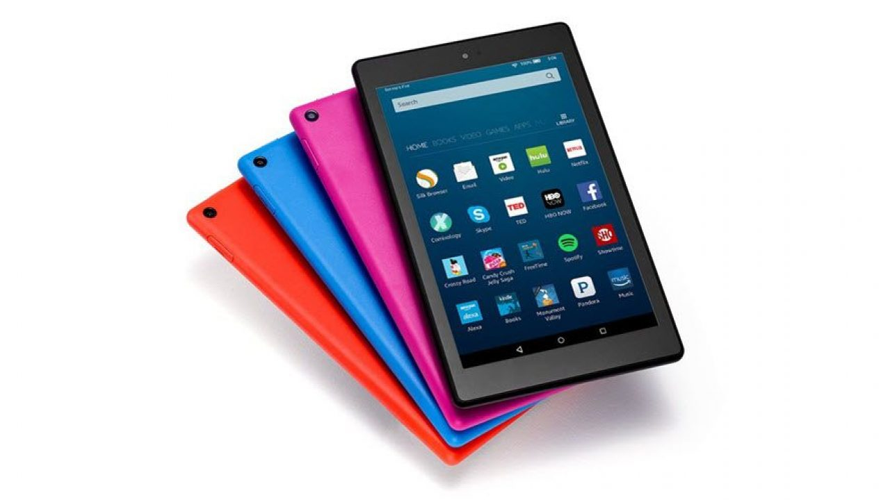 Amazon S Fire Hd 8 With Prime Reading Is The Perfect Entertainment Package Geekdad