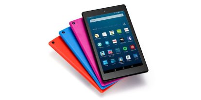 Amazon's Fire HD 8 With Prime Reading Is the Perfect Entertainment Package