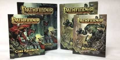 'Pathfinder' Miniaturized Into Pocket Editions