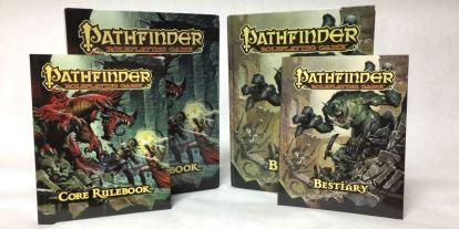 'Pathfinder' Miniaturized Into Pocket Editions