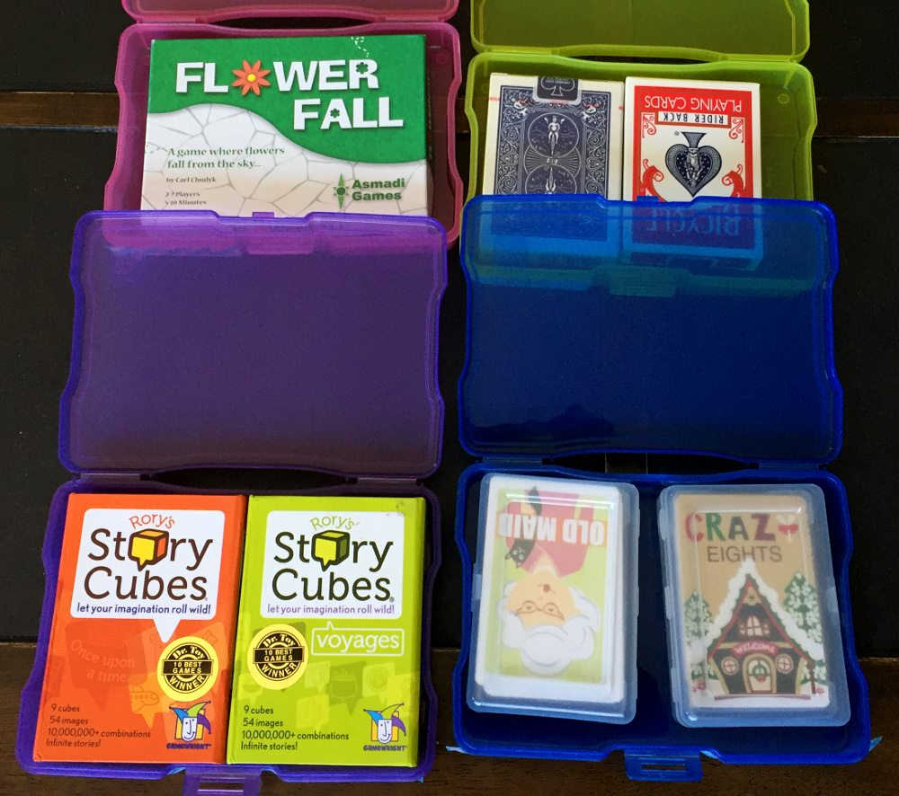 Photo storage boxes. Photo: Ariane Coffin.