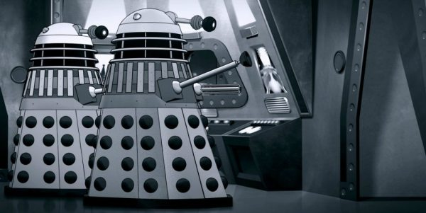 'Doctor Who: The Power of the Daleks' Theatrical Release