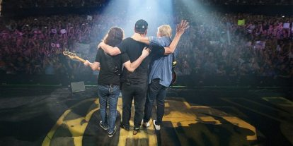 See Rush One More Time – One Night Only, November 3