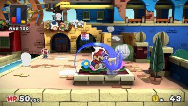 10 Things Parents Should Know About 'Paper Mario: Color Splash'