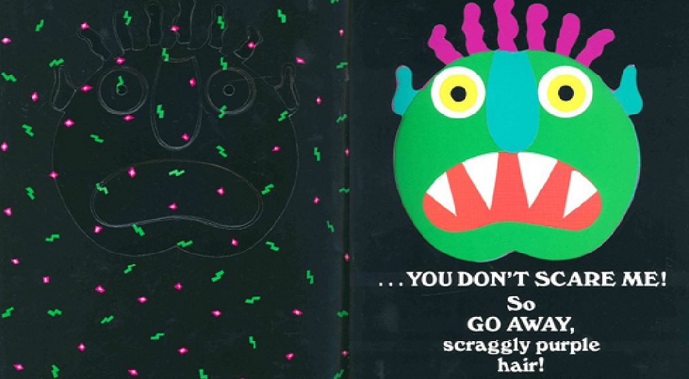 Go Away, Big Green Monster: Storytime Bravery for Grownup Anxiety