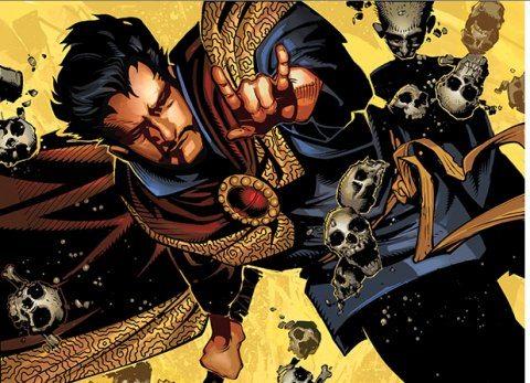 c. Marvel Comics