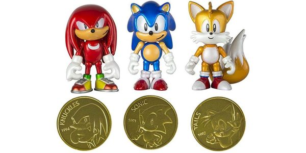 'Sonic the Hedgehog' 25th Anniversary Collector Pack