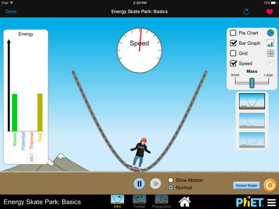 PhET Interactive Science and Math Simulations, Now in App Form