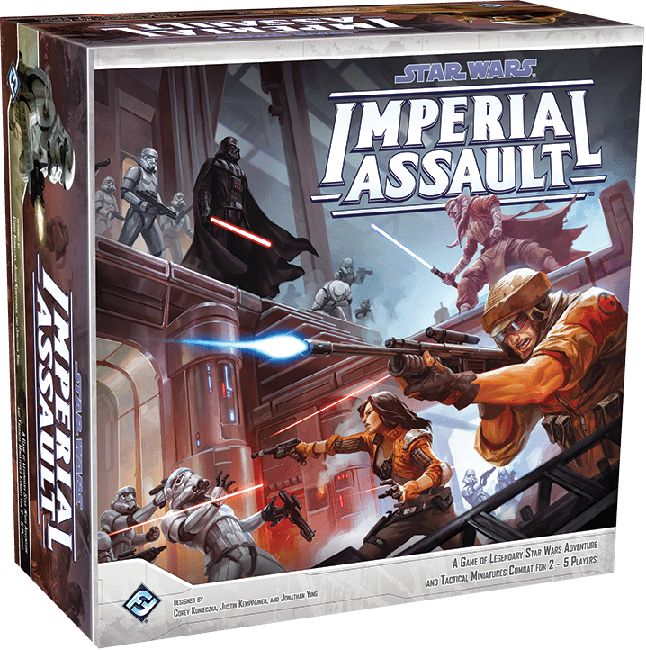 Star Wars Imperial Assault