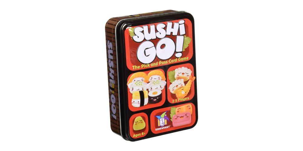 Sushi Go!  Image: Amazon