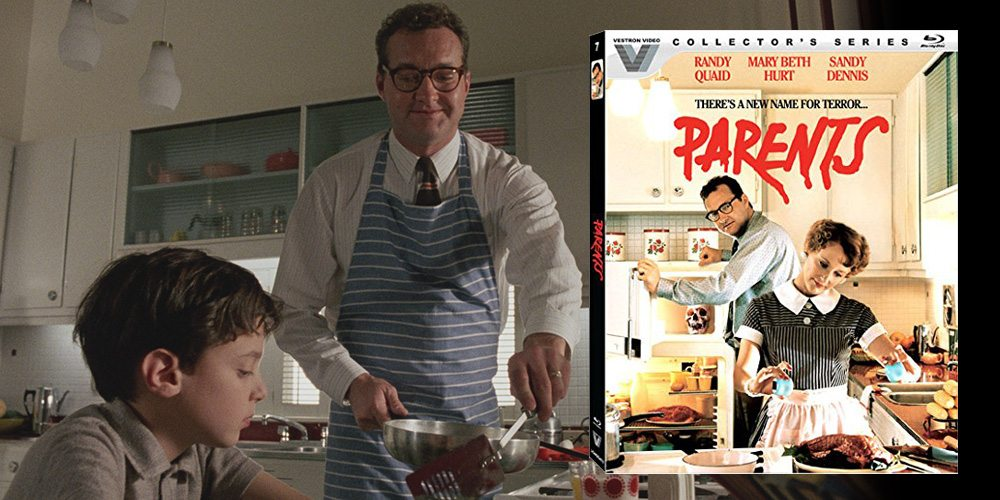 Vestron Video Collector's Series 'Parents' Blu Ray