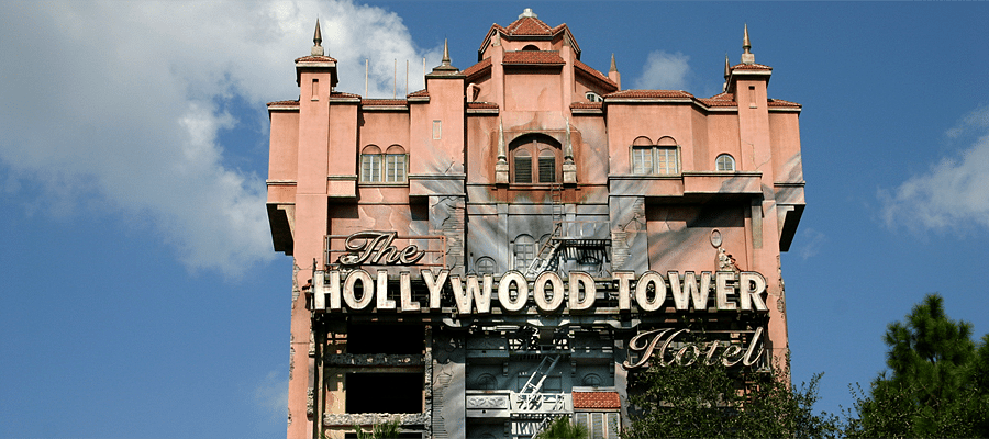 The Tower of Terror, Image: Sophie Brown