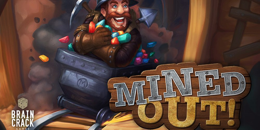 Mined Out, Image: Brain Crack Games