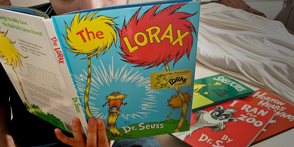 Reading Dr Seuss