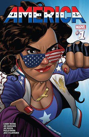 America #1, Image: Marvel
