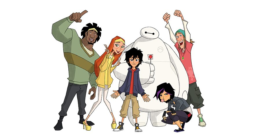 'Big Hero 6 The Series': Early Second Season ordered
