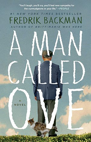 A Man Called Ove, Image: Atria Books