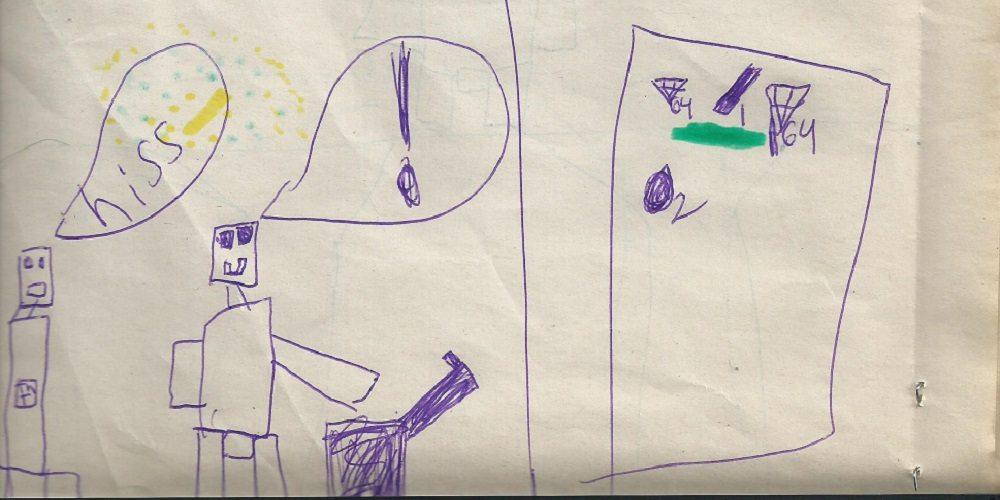 child's illustration