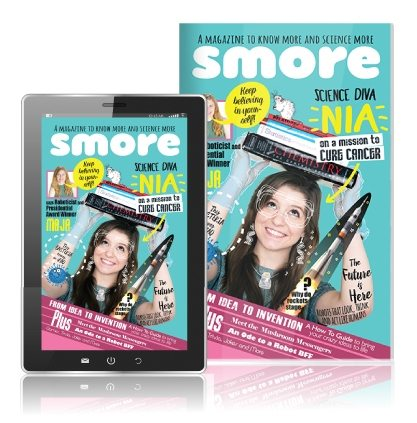 Smore Magazine. Image credit: Smore, used with permission.