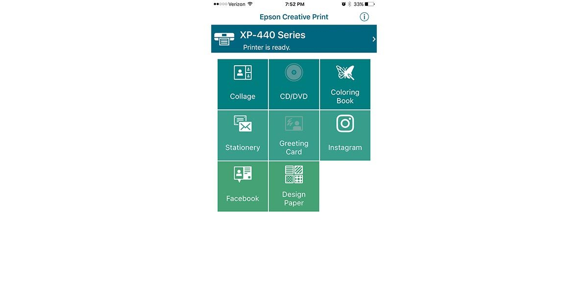 Epson Creative App  Image: Dakster Sullivan