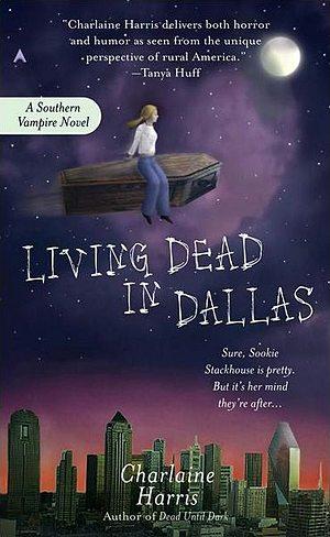 Cover of Living Dead in Dallas, Image: Ace Books