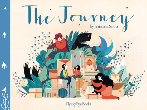 The Journey. Image credit: Flying Eye Books.