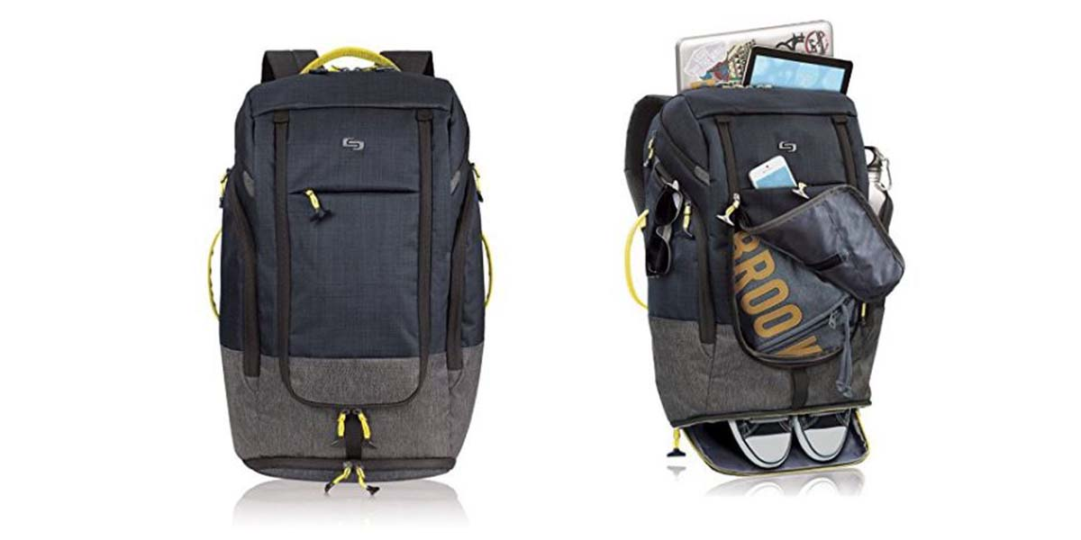 Solo Everyday Max Backpack  Image: Solo