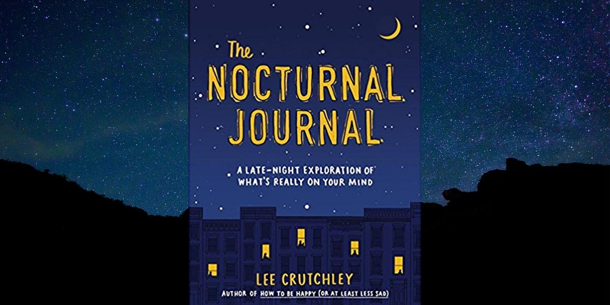 Nocturnal Journal  Image: Lee Crutchley