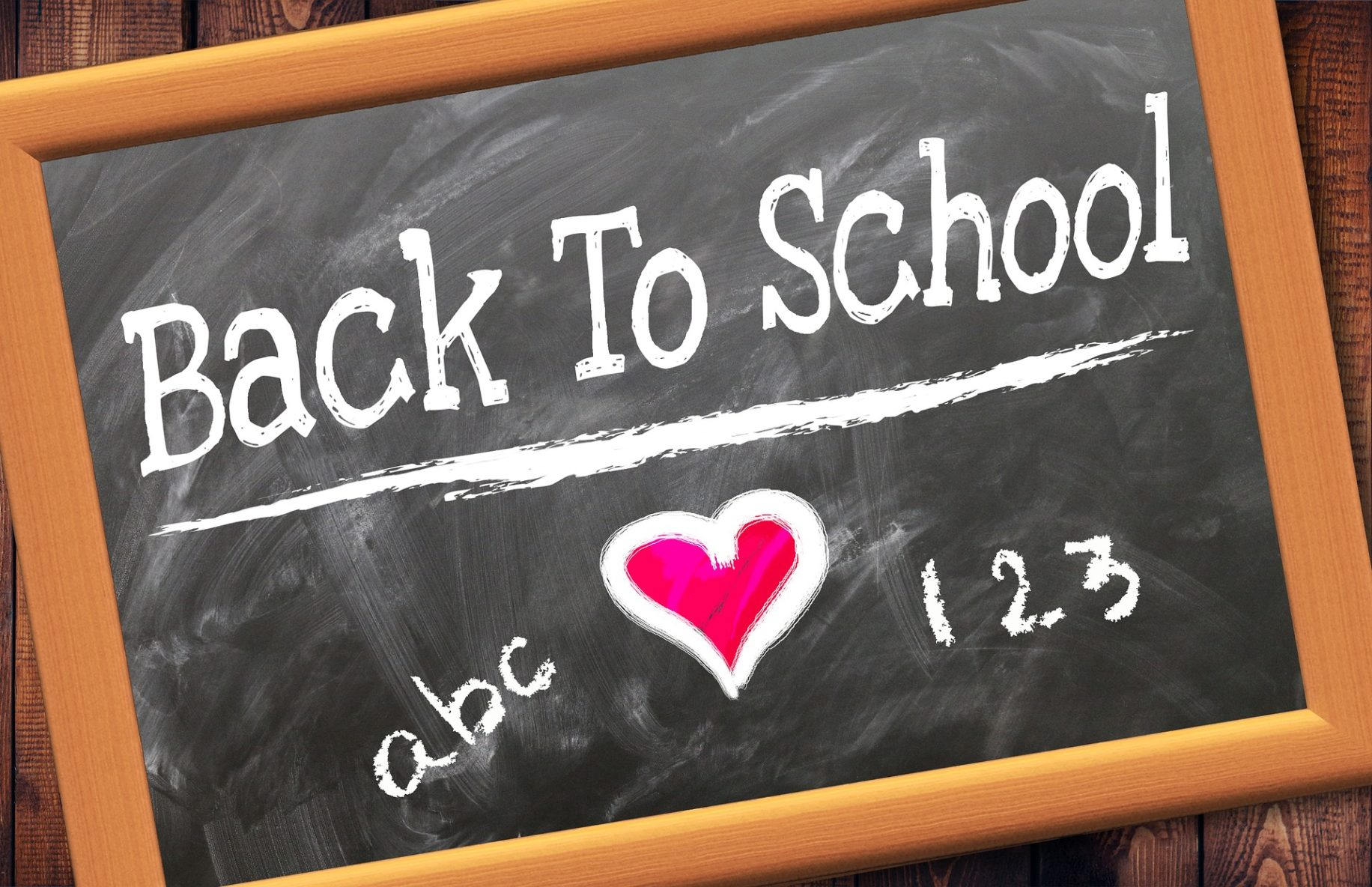 Back to School  Image: Creative Commons