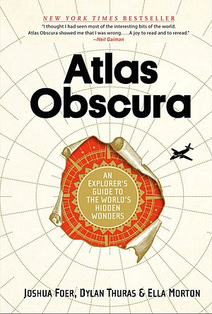 Atlas Obscura, Image: Workman Publishing Company