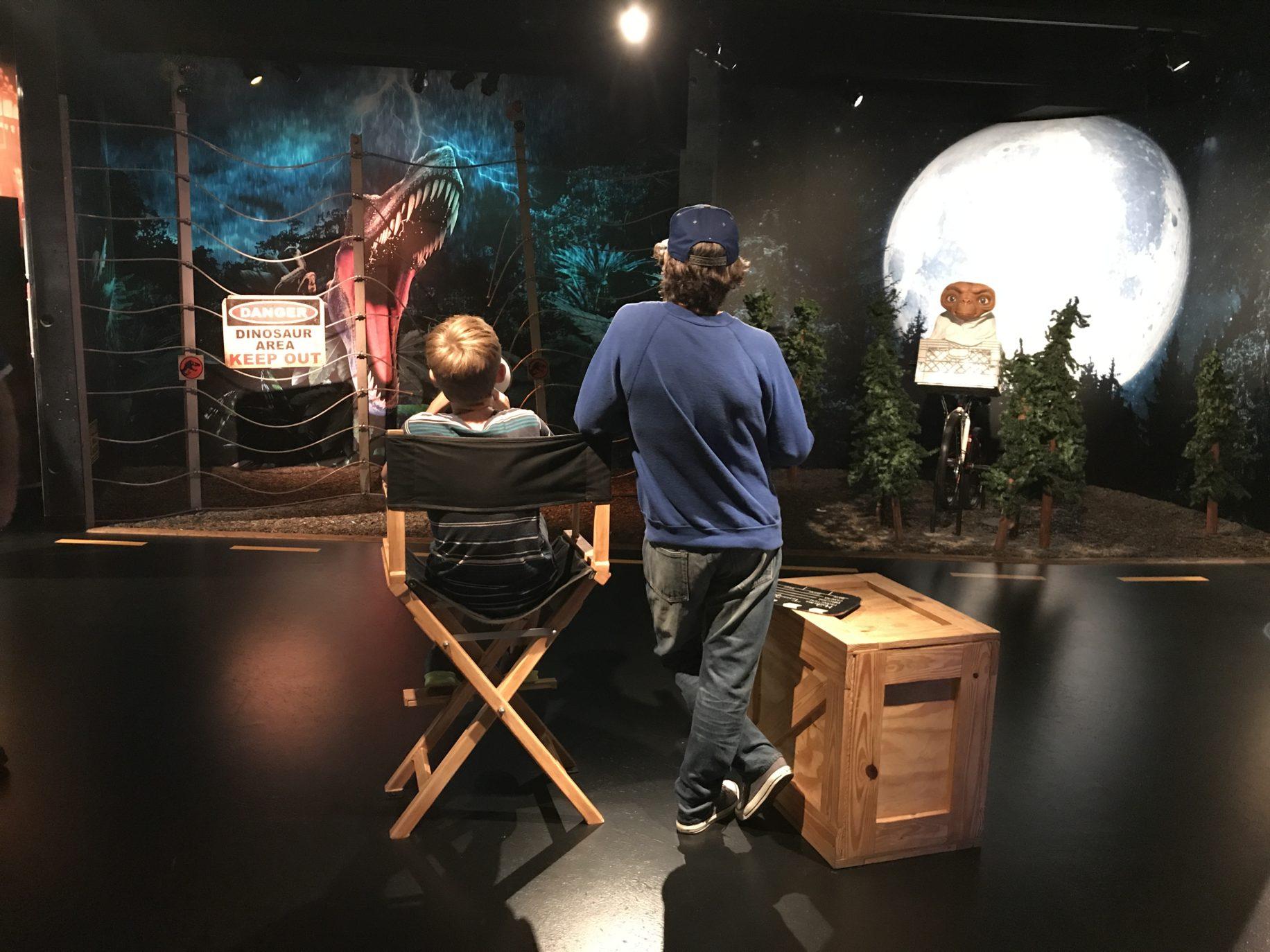 Sit in the directors chair.  Image:a Dakster Sullivan