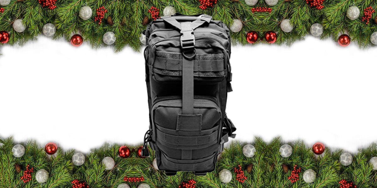 Humvee Backpack  Image: Creative Commons