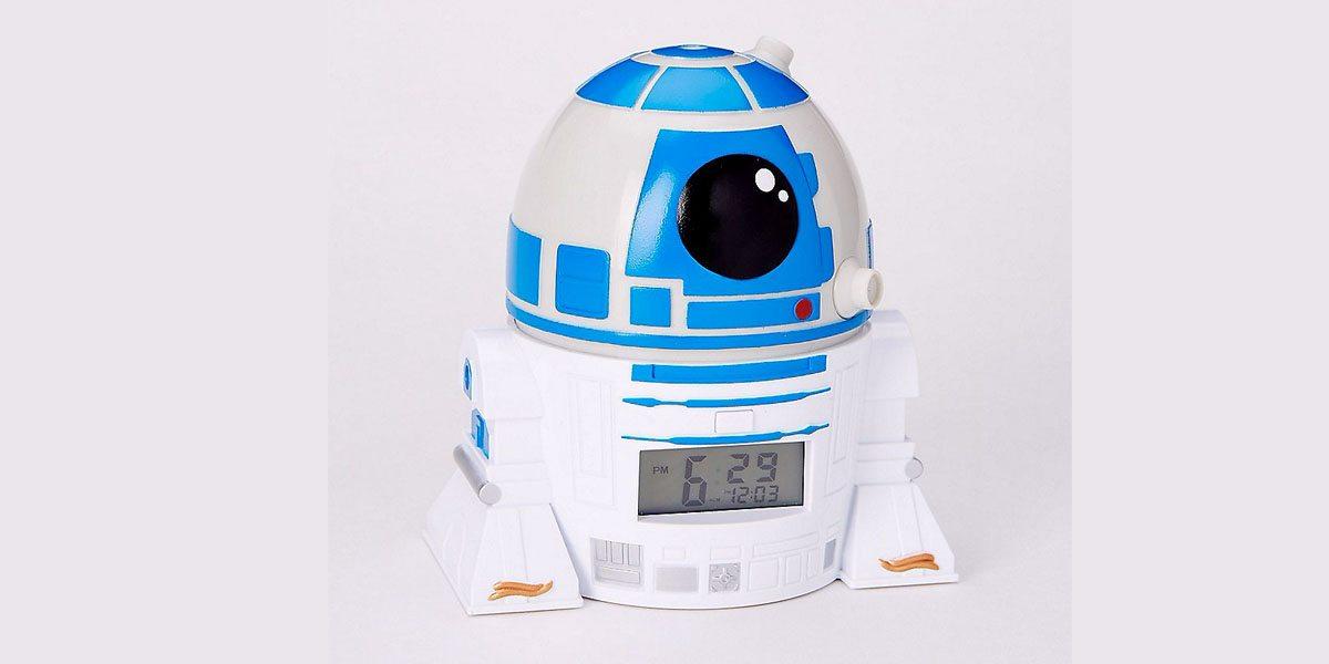 R2 Alarm Clock  Image: Spencers