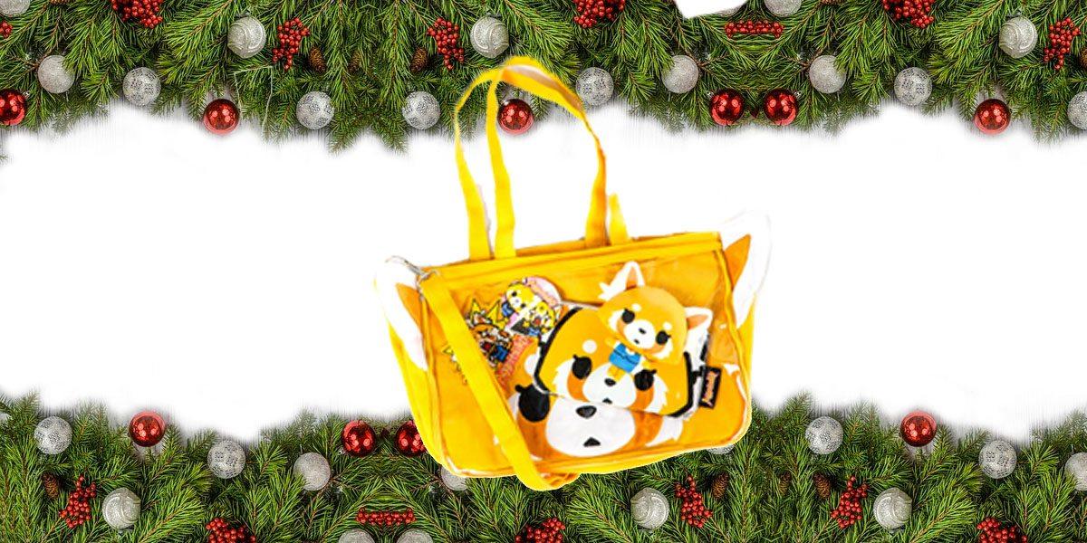 Hello Kitty's Aggretsuko Ai-TatA Bag  Image: Sanrio