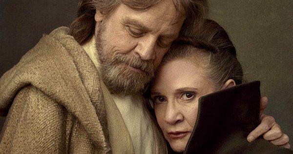 General Leia or Luke Skywalker