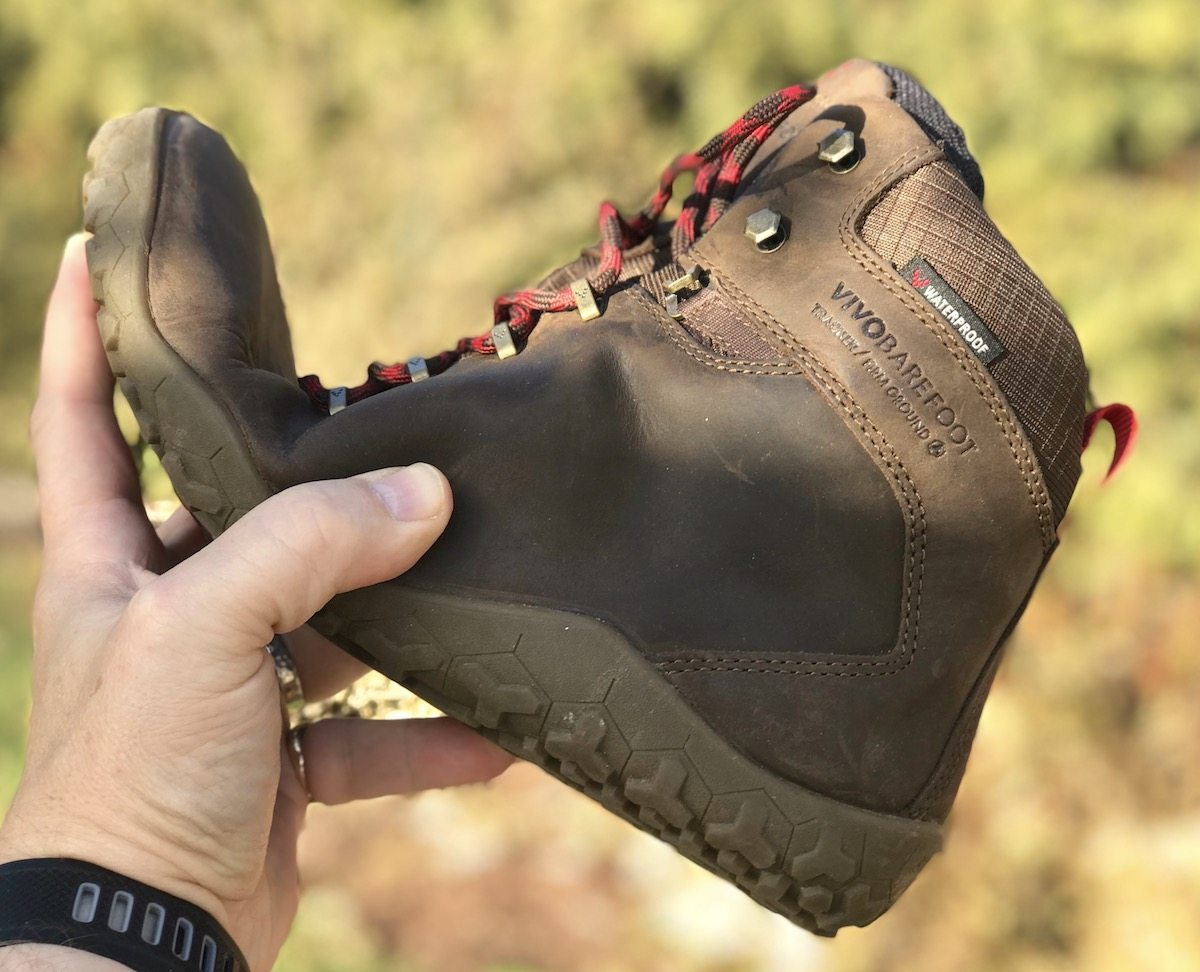 Hitting The Trails With Vivobarefoot Fg Men S Hiking Boots