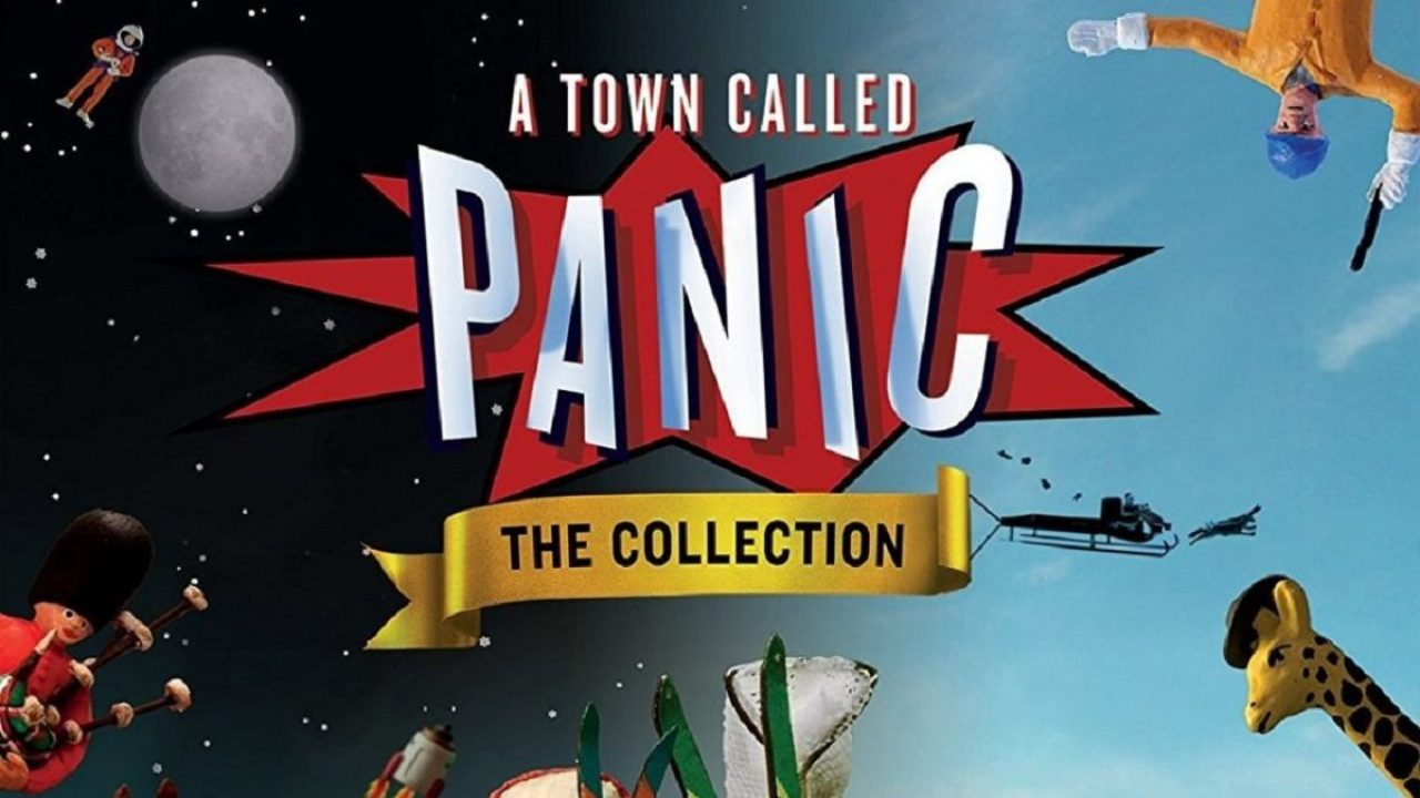 Welcome To A Town Called Panic Geekdad