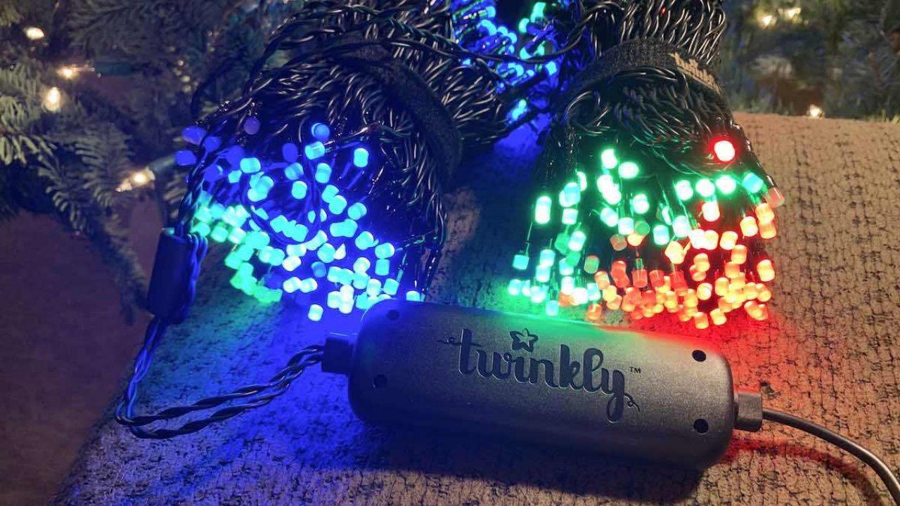 Geekdad Review Twinkly Multi Color Edition Smart Led Lights Geekdad