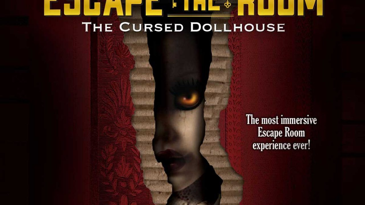 Escape The Room The Cursed Dollhouse Geekdad