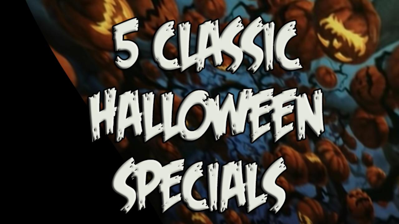 5 Classic Halloween Specials That Aren T It S The Great Pumpkin Charlie Brown Geekdad