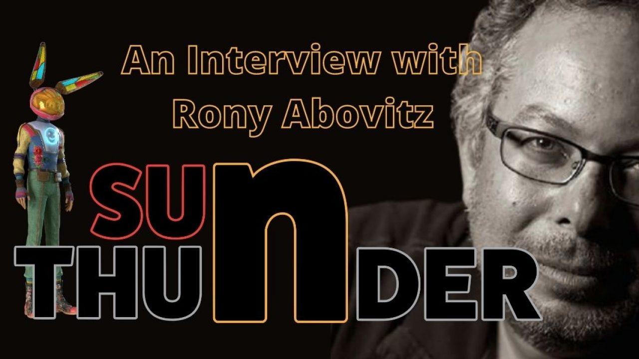 geekdad.com - Michael Kaufman - A Future Full of Sun and Thunder | An Interview with Rony Abovitz