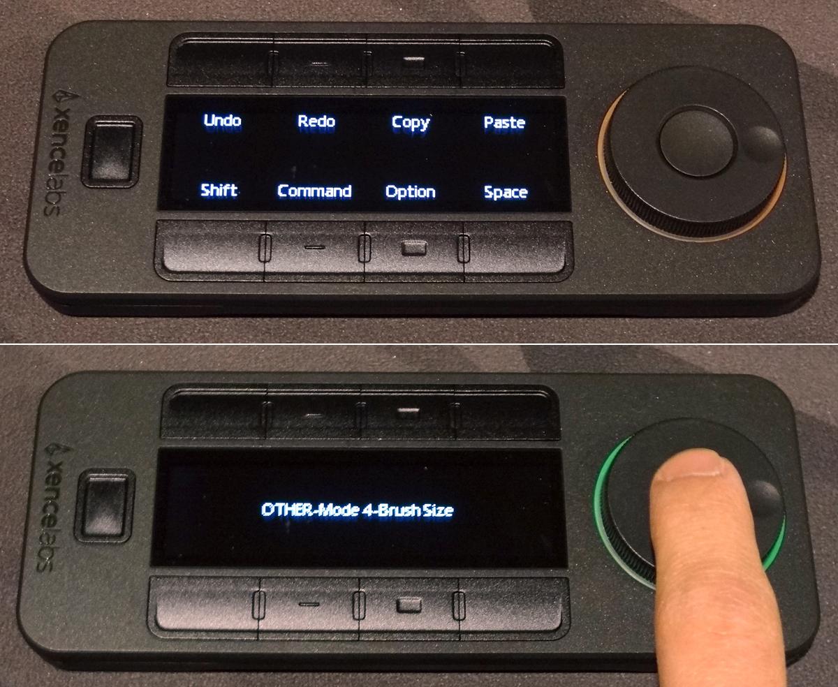 Xencelabs Quick Keys Remote